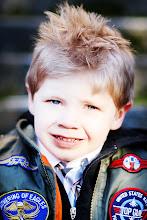 Benjamin-Age 5