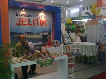 Stan Pameran Kabupaten Bangka Invesda Expo 2010