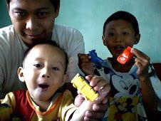 ayah dan anak-anak