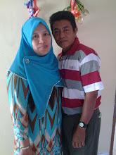 Mama & Abah...