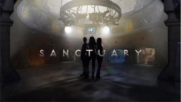 Sanctuary SanctuaryTvSeriesTitlecard