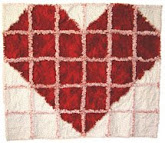 Heart Rag Quilt in a Weekend!