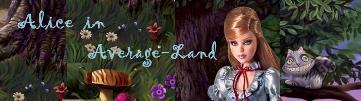 Alice in Average-Land