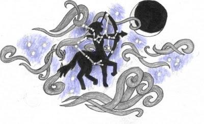 Sagittarius Tattoos Designs