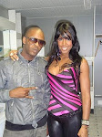 Donovan and Kelly Rowland