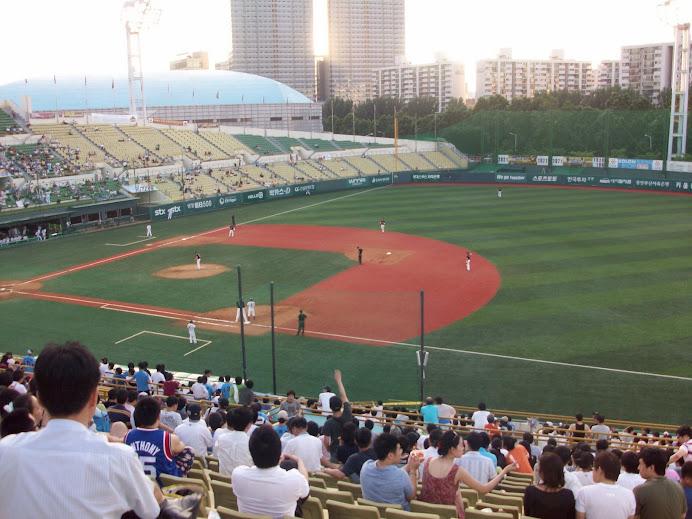 목 동 (Mok-Dong) Stadium