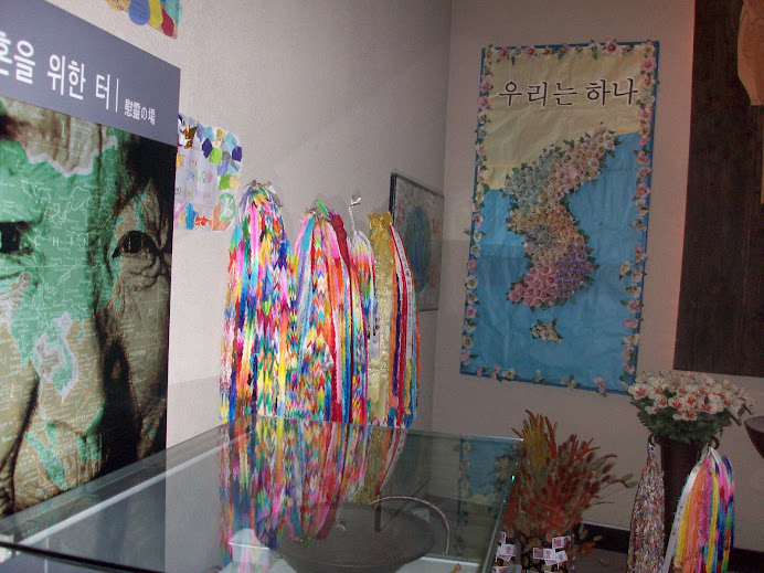 Some of the Museum Exhibit