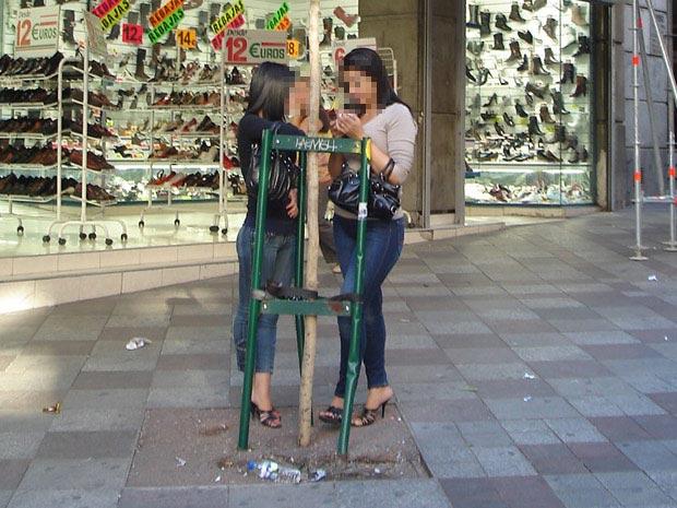 prostitutas em madri calle de prostitutas madrid