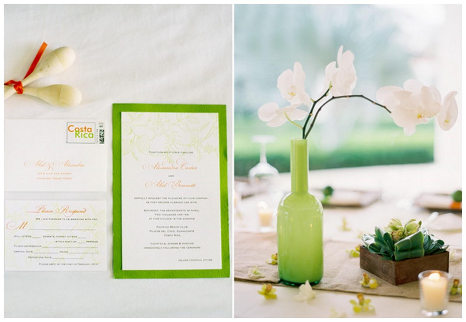 free wedding collection: Real Wedding: Alex & Akil
