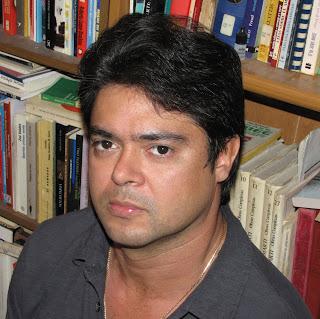 La noche del Gran Godo en La Otra Esquina de las Palabras. Rodolfo Martínez Sotomayor