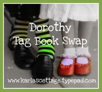 Dorothy Tag Book Swap
