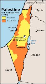 Cómo es la historia fundacional de Israel y Palestina