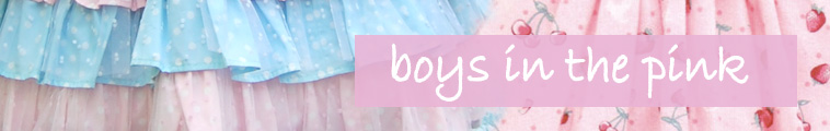 Boys In The Pink