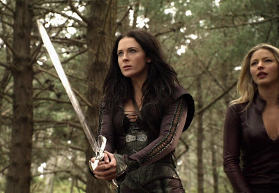 Cara and Kahlan