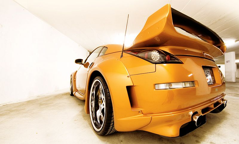 Avenged car modified nissan 350z pictures - Nissan 350z modified ...