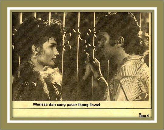 Perjumpaan di Film Berikutnya dengan Pacarku Ikang Fawzi