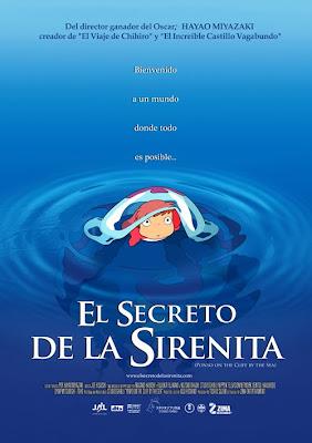2009 Ponyo y el secreto de la sirenita