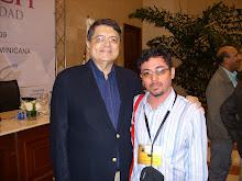 Sergio Ramírez y Paúl Puma