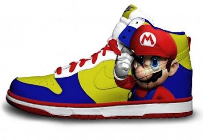 Las zapatillas customizadas de Brass Monki - http://itoldyouso.es