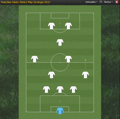 Vodu Direct Play Strange 352 FM2009 Football Manager 2009
