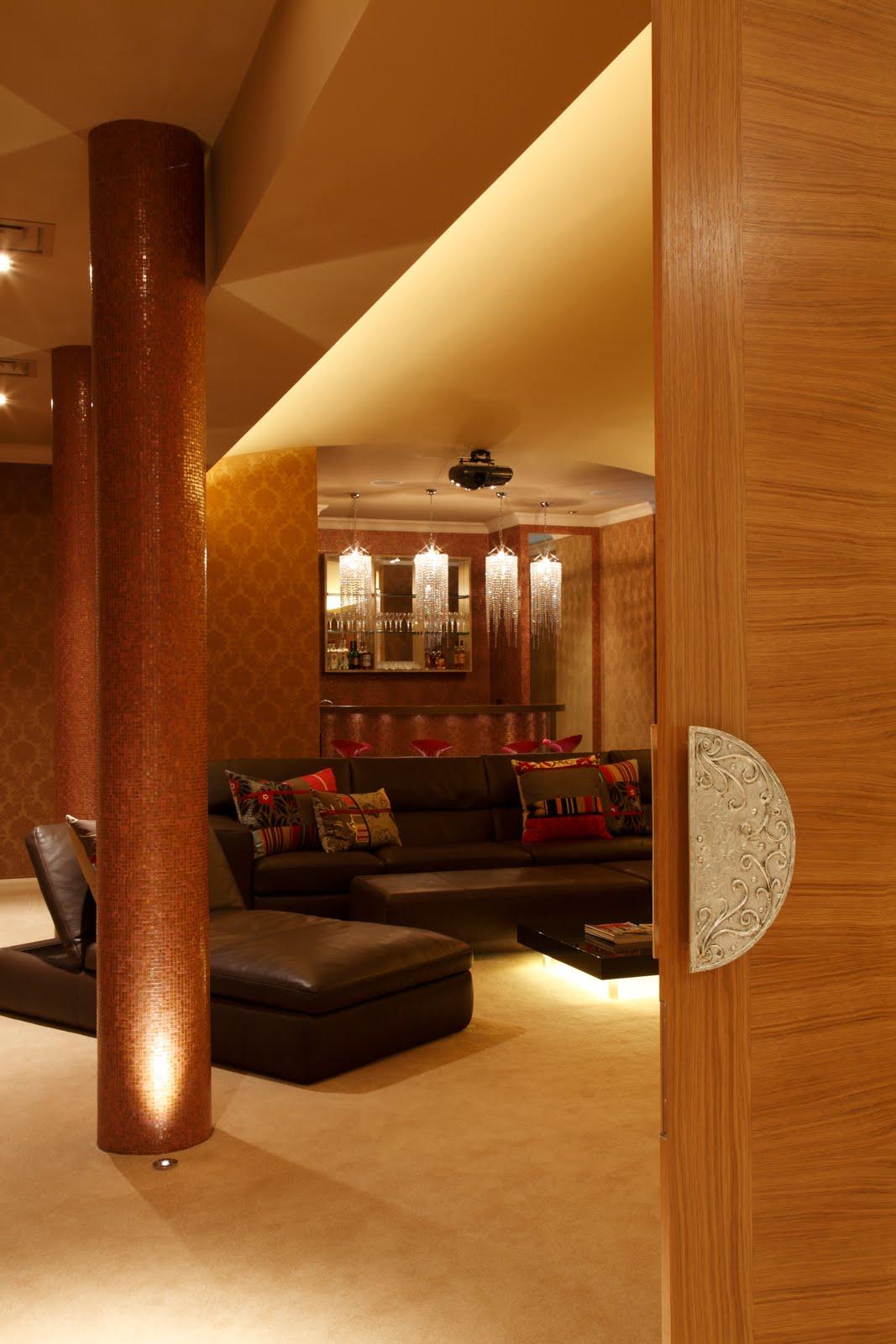 Home interior luxury lighting sofa living room interior design d
