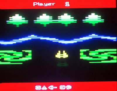 Ewok Atari 2600 Screen