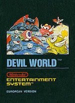 Devil World NES Prices