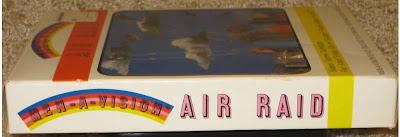 Air Raid Box Side View