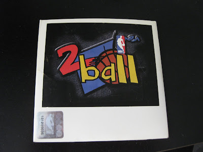 NBA 2 Ball Cover PS1