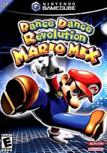 Dance Dance Revolution Mario Mix w/ Pad Gamecube