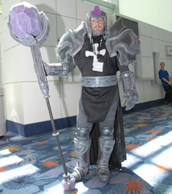 BlizzCon Costume