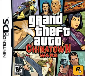 الآن لعبه Gta Chinatown Wars للds و الpc مع
