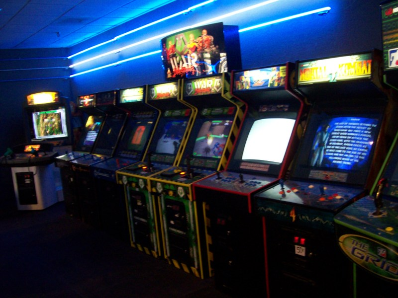 DreamTR Arcade 1 How to Bring the Arcades Back