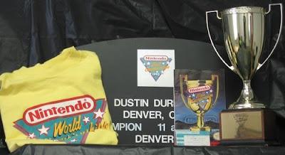 Nintendo World Championships Memorabilia