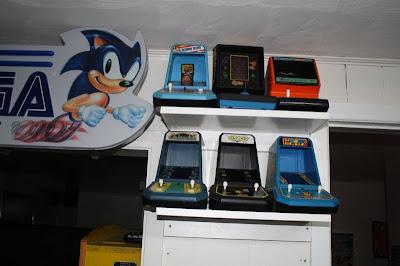 Small Arcade Cabinets