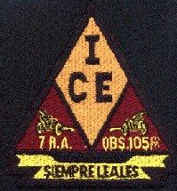 Historia y descripción del I.C.E. (Primer Cuerpo del Ejercito) Sedena7RA