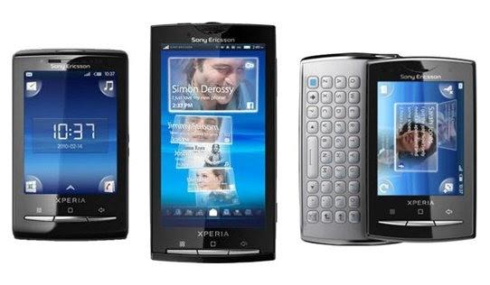 Es Tu Celular: Sony Ericsson X10 Mini