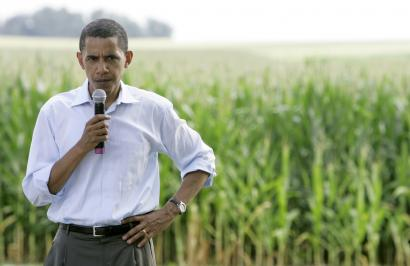 Honors His Campaign Promise to Black Farmers and Native Americans