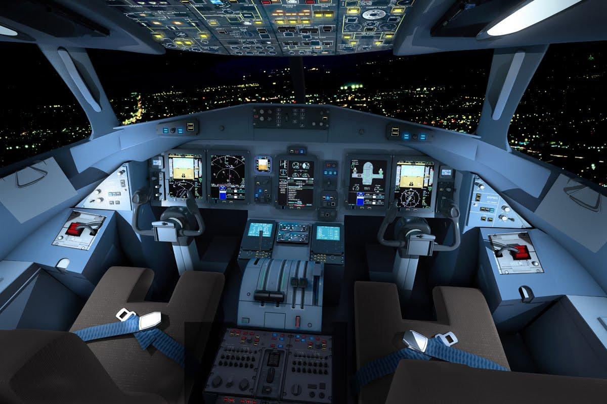 AIRCRAFT LEARNING ATR 42 300