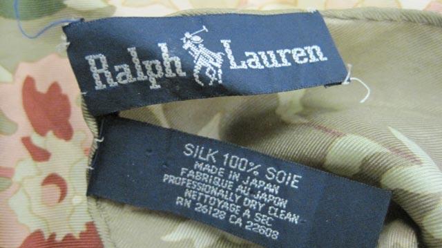 the laundress washing silk scarves