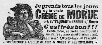 crème de morue