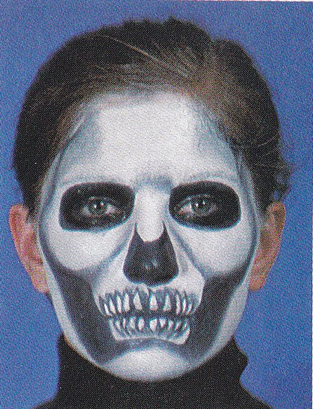 emo makeup games. skull makeup. uh, as you were.