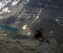 Hacia la Pala de Ip (2778 m.)