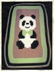 baby balanket i crochet