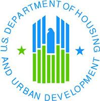 Logo del Departamento de Vivienda o Desarrollo Urbano de los Estados Unidos