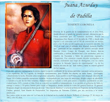 Las Biografías de las Mujeres de la Revolución