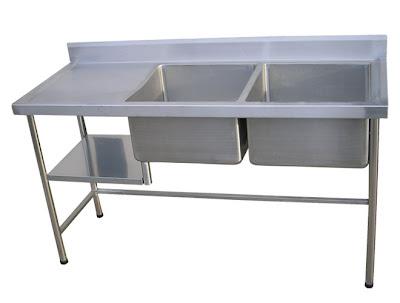 Carl equipos de acero inoxidable lavadero industrial for Lavadero de acero inoxidable