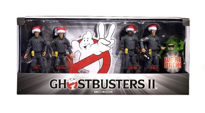 Who Ya Gonna Call Why The Ghostbusters Of Course The
