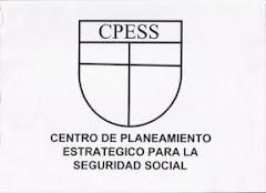 CENTRO DE PLANEAMIENTO ESTRATEGICO PARA LA SEGURIDAD SOCIAL