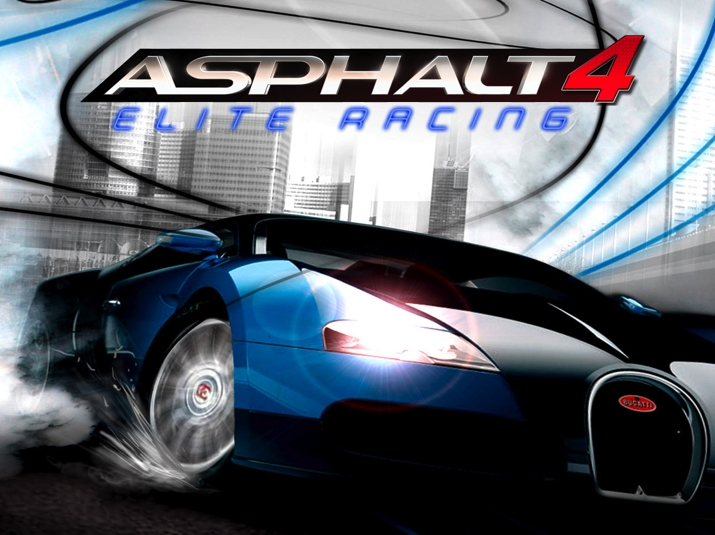 Asphalt 4 Elite Racing Game Xone